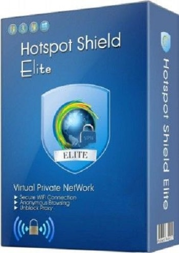 Hotspot Shield VPN Elite v6.20.22 Free Download