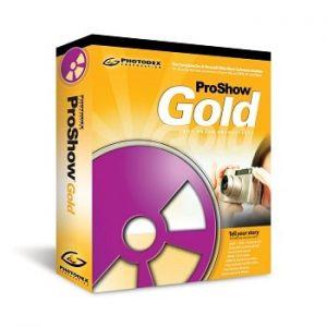 PhotoDex ProShow Gold v9.0.3771 Portable Free Download