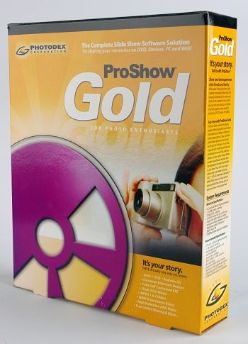 PhotoDex ProShow Gold v9.0.3771 With Crack Free Download