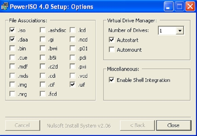 Power ISO v7.2 + Portable With Serial Key Free Download