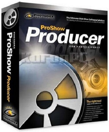 PhotoDex ProShow Producer v9.0.3782 Protable