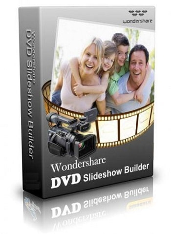 Wondershare DVD Slideshow Builder Deluxe v6.6.0 With Crack
