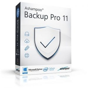 Ashampoo Backup Pro v11.08 Incl Crack Free Download