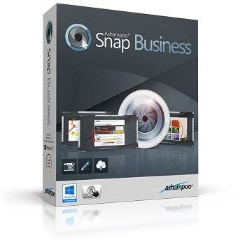 Ashampoo Snap Business v10.0.4 Portable Free Download
