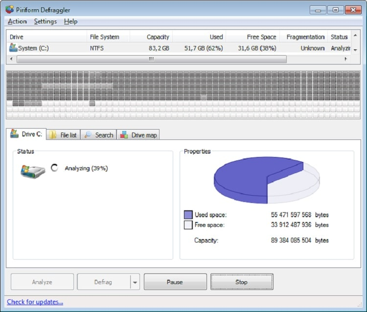Defraggler Business / Professional / Technician v2.21.993 With Crack Free Download