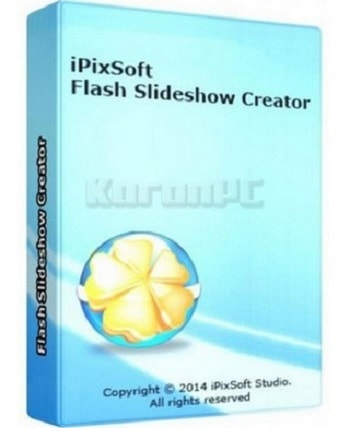 iPixSoft Flash Slideshow Creator v4.5.7.0 With Crack + Template Pack