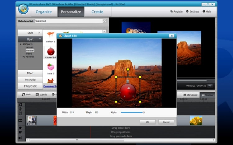 Wondershare DVD Slideshow Builder Deluxe v6.6.0 With Crack