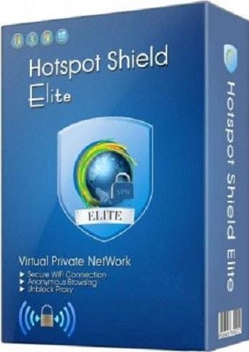 Hotspot Shield VPN Elite v6.20.22 Free Download
