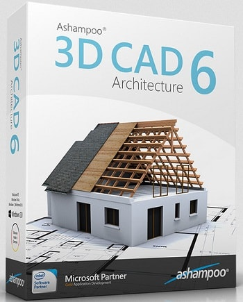 Ashampoo 3D CAD Architecture 6.1.0 + Serial Key Free Download