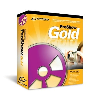 PhotoDex ProShow Gold v9.0.3771 Portable Free Download