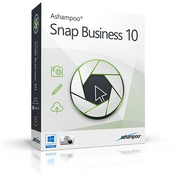 Ashampoo Snap Business v10.0.4 With Crack Free Download