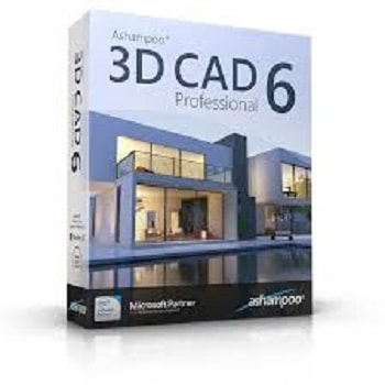 Ashampoo 3D CAD Professional 6.1.0 + Serial Key Free Download